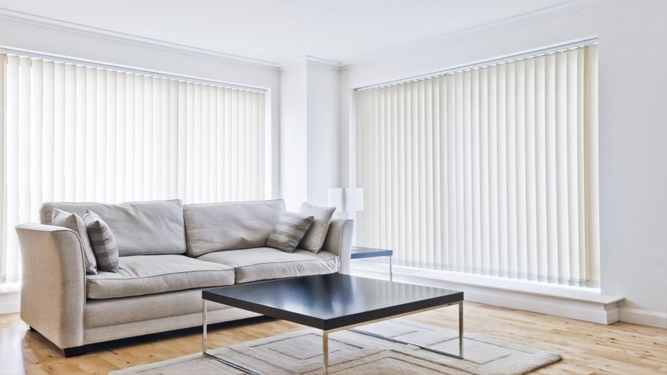 Vrtical blinds cleaning by Maxipowercleaning Ltd